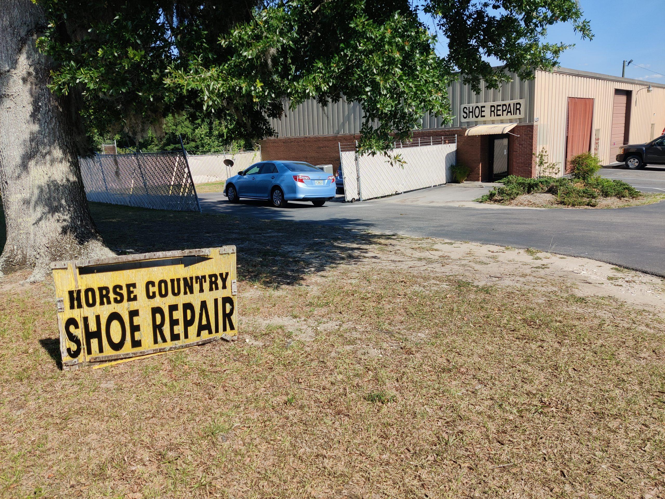 06-01-2021 Horse Country Shoe Repair