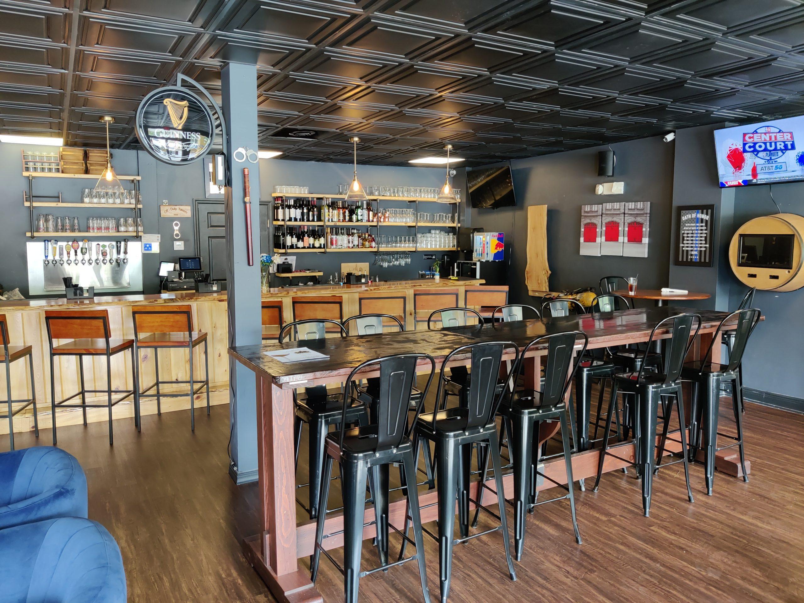 06-03-2021 Off-Duty Tavern - inside