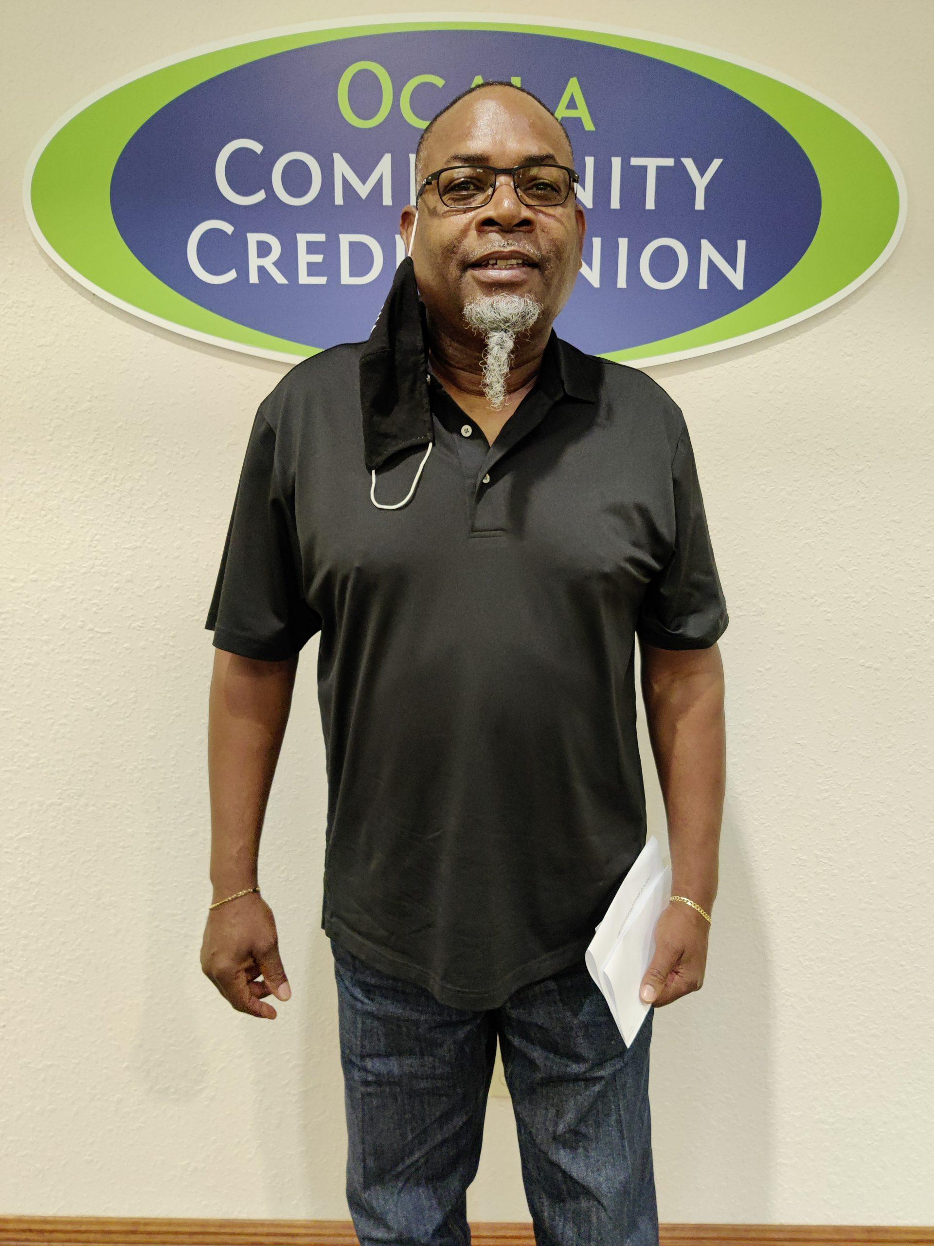 06-29-2021 Joe Davis just retired from City of Ocala
