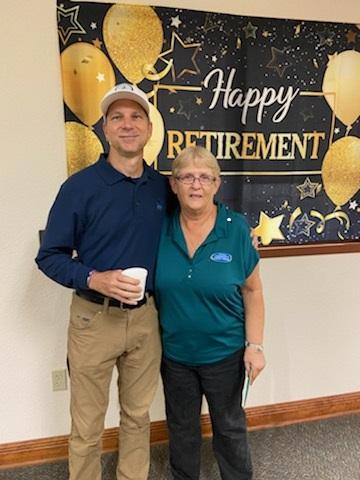 07-09-2021 Diane's Retirement w Michael A