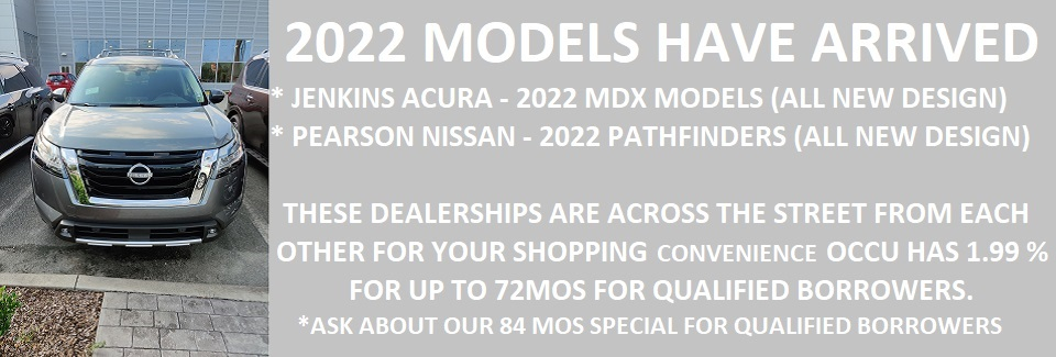 2022 Models are in