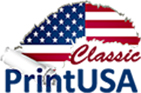 CLASSIC Print USA Logo